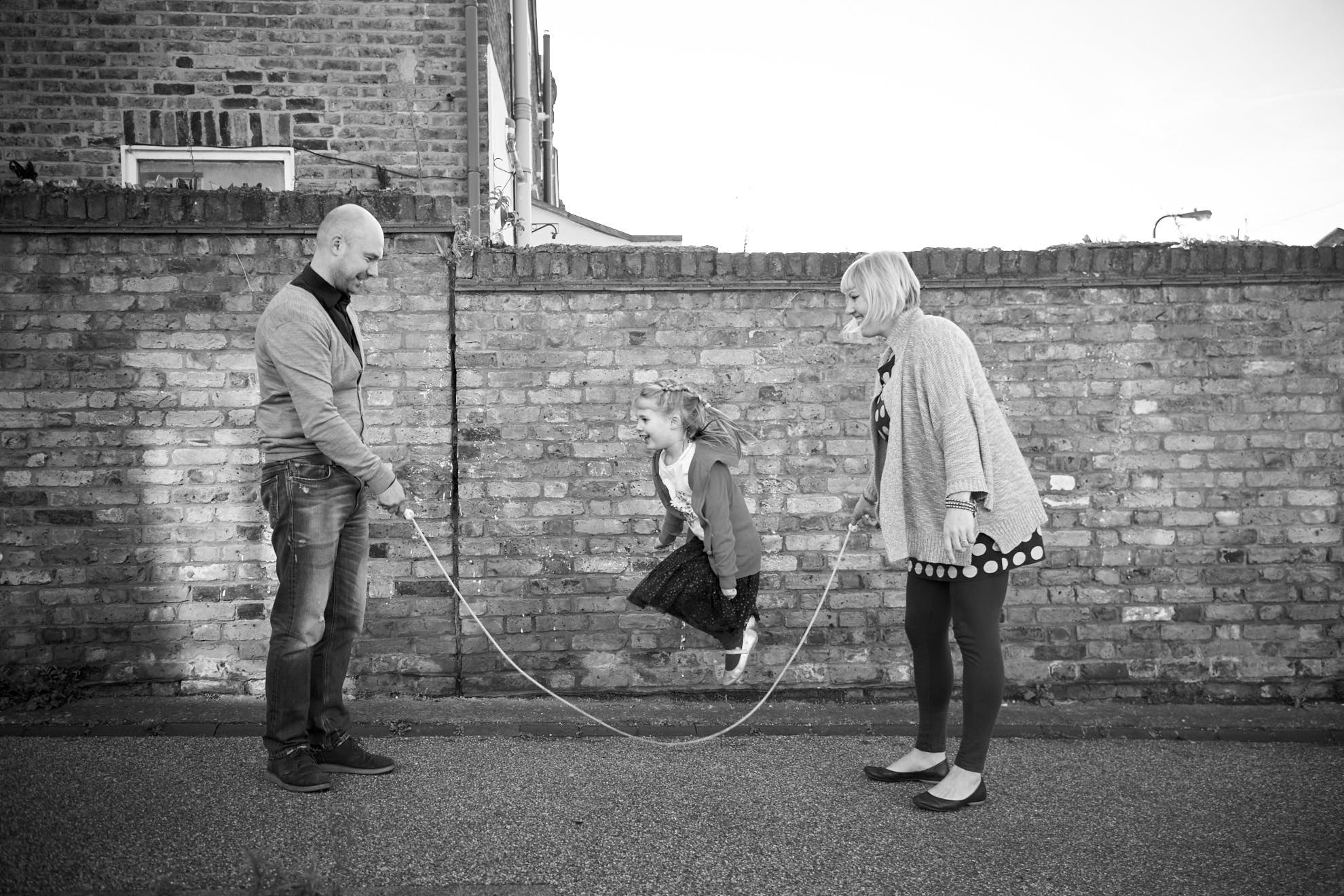 Documentary Family Photography - Reportage style